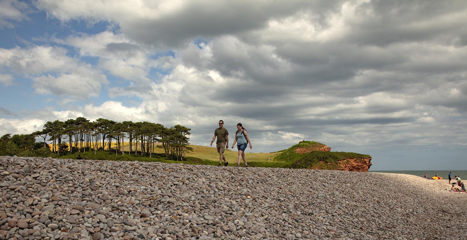 Budleigh Salterton - Walking High