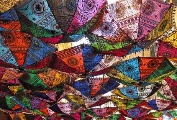 Nice umbrellas by oldgreyheron