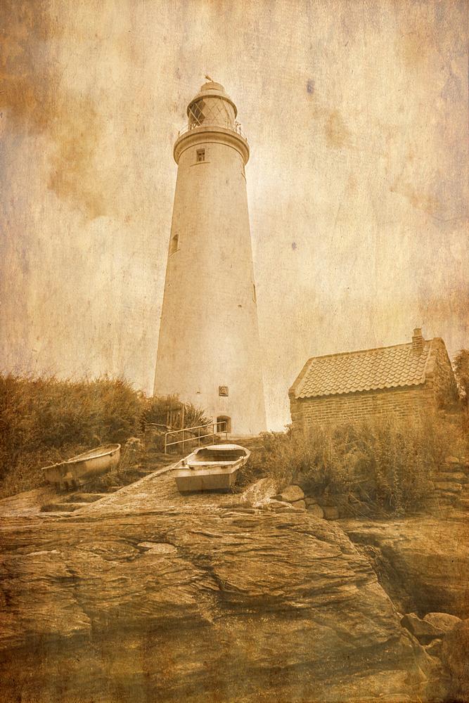 St Mary`s Lighthouse