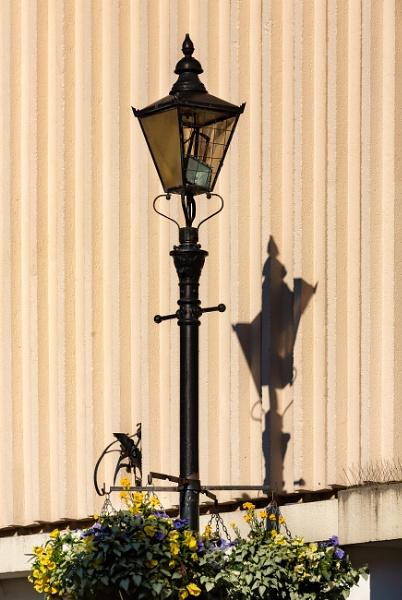Street Lamp by xwang