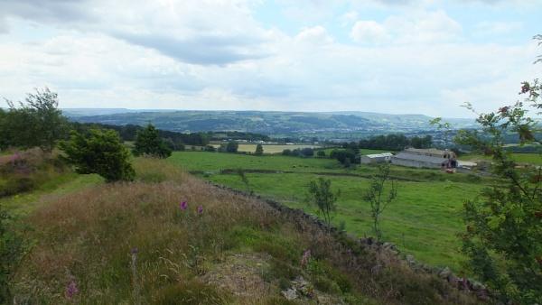 Silsden area, Yorkshire by YoungGrandad