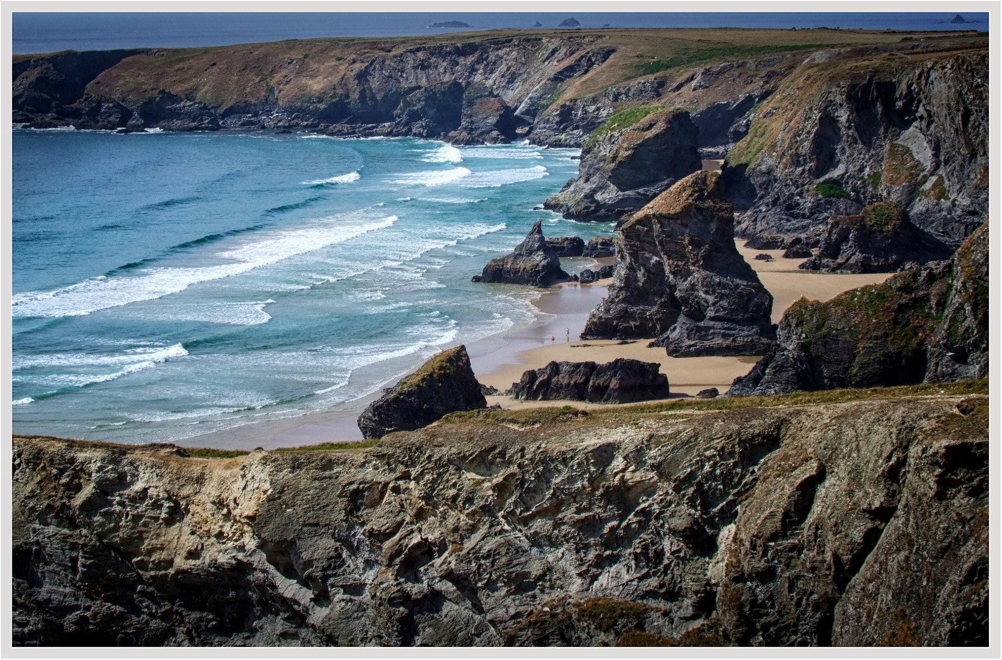 Bedruthan Steps - Cornwall (4)