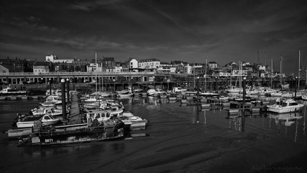 Brid Harbour Mono by Alan_Baseley