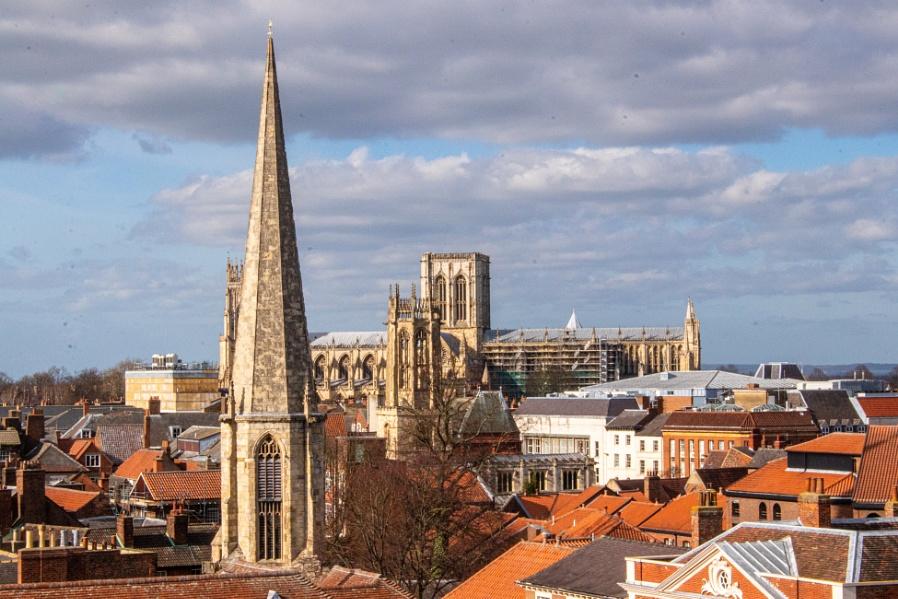 Above York
