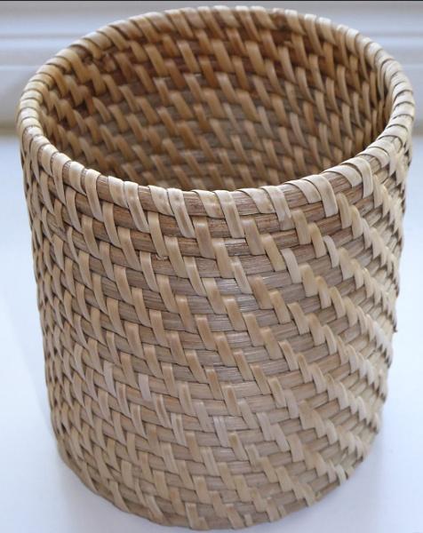 Basket on the Windowsill. by Gypsyman