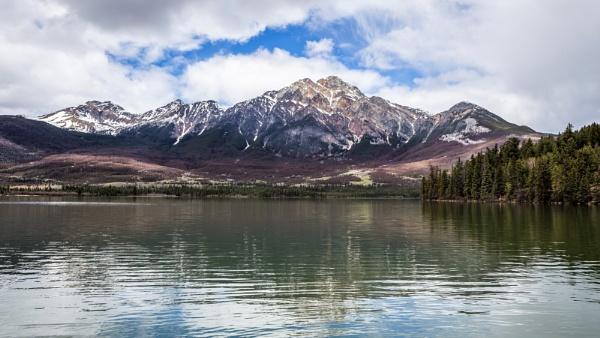 Pyramid Lake View by Yogendra