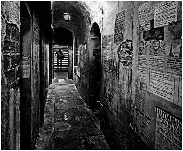 Back Alley by mac