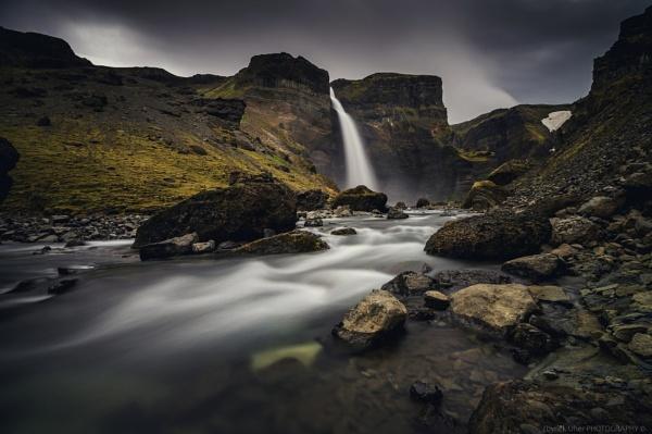Island - Haifoss II. by Uher