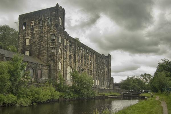 Dark Satanic Mill by iangilmour