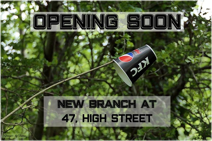 New Branch Opening.