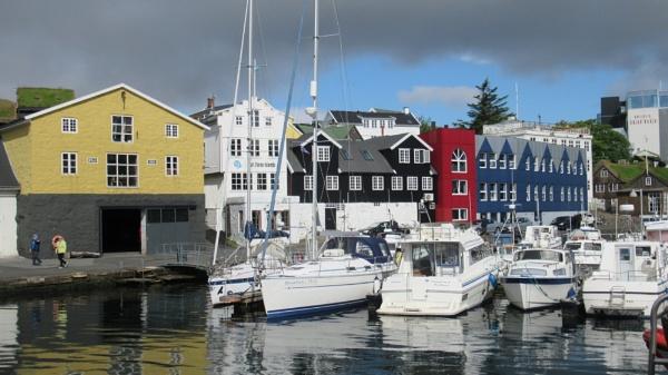 Torshaven. Faroe Islands by Don20