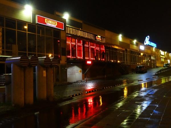 Night reflections by SauliusR