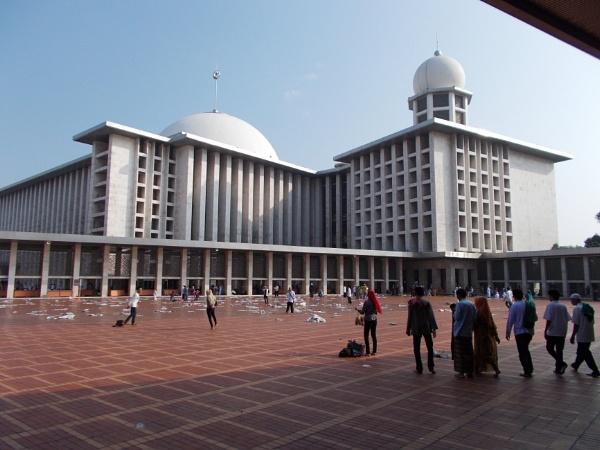 Istiqlal by Von_Herman