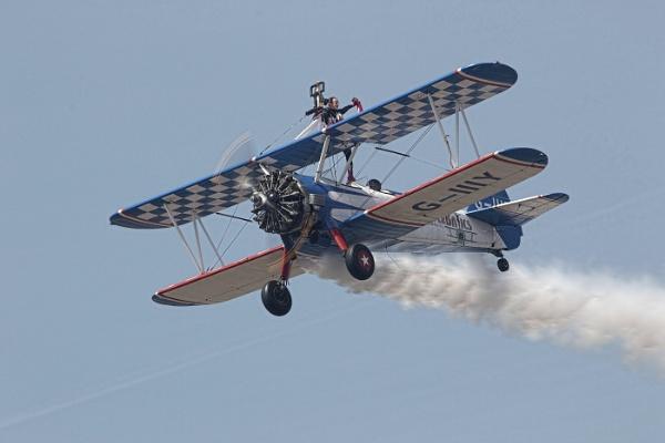 Wing Walker by royd63uk