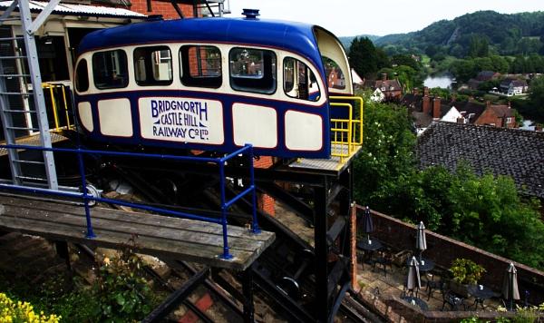 Bridgnorth Railway by Grumby