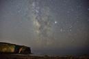 Milky Way over Dwejra, Gozo by KingArthur