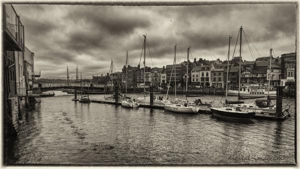 River Esk by Alan_Baseley