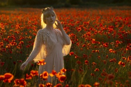 Princess of the poppies