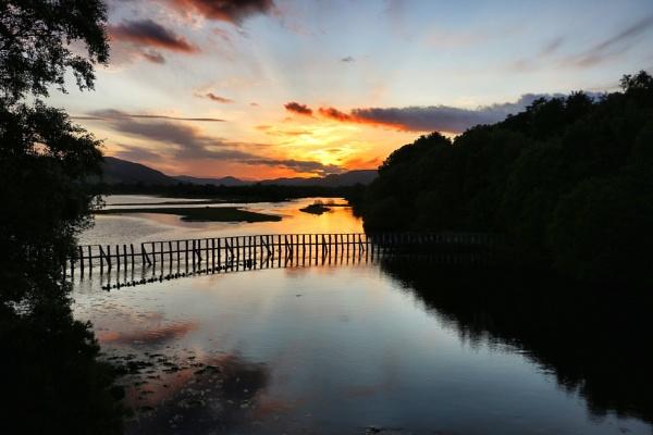 Loch Fleet by DanfromScotland