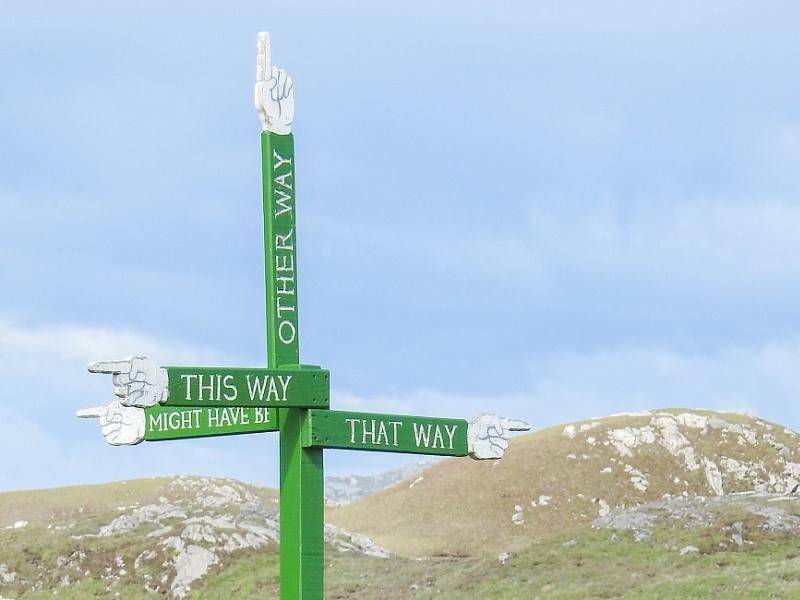 Helpful Signpost