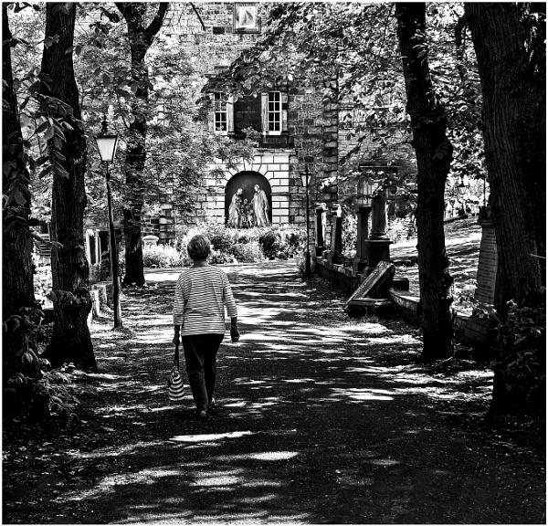 Church Walk by mac