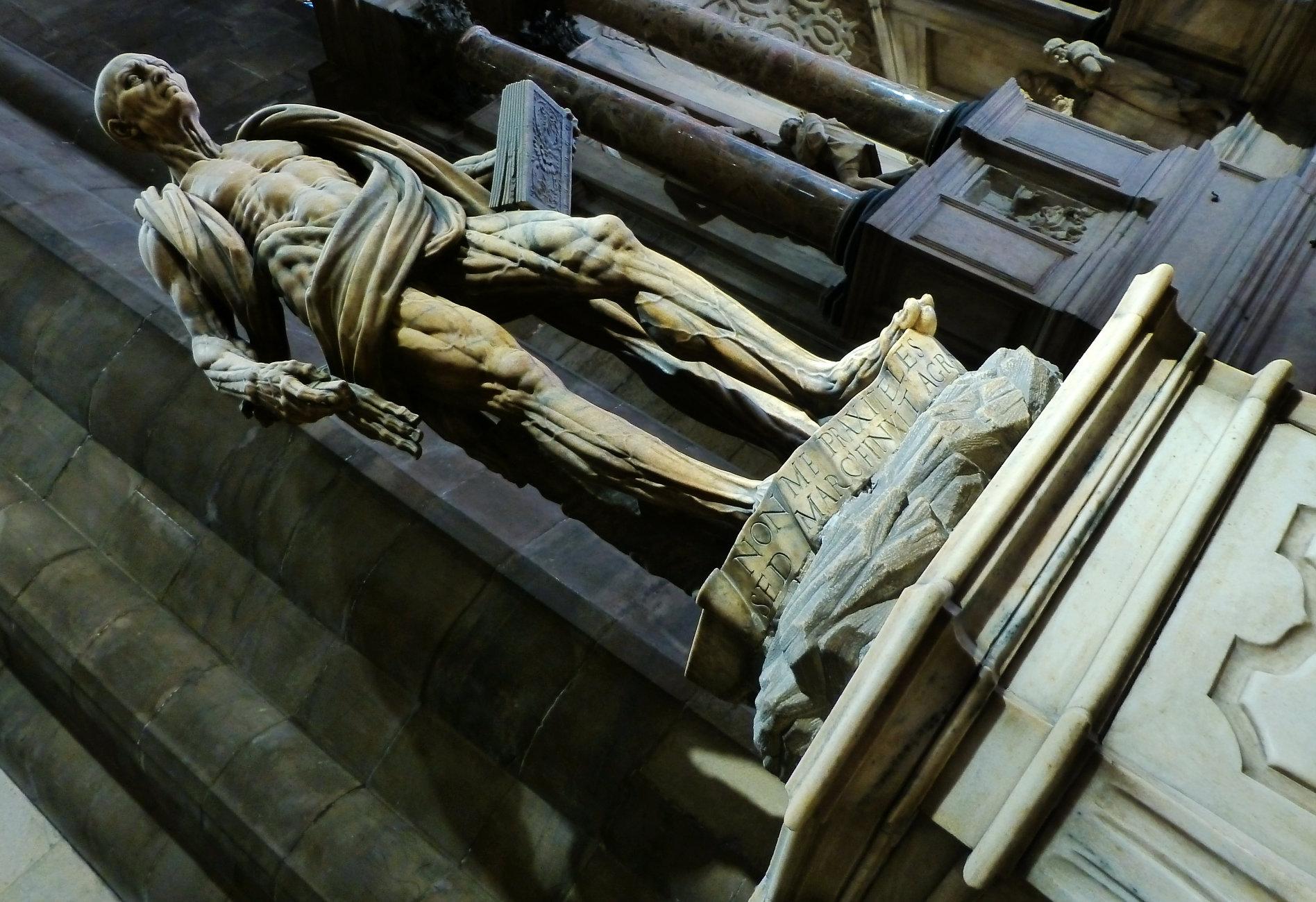 St. Bartholomew Skinned