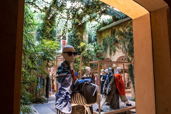 Fashion garden by chataignier