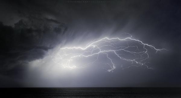 Lightning by SteveMackay