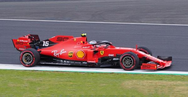 Ferrari by DaveRyder