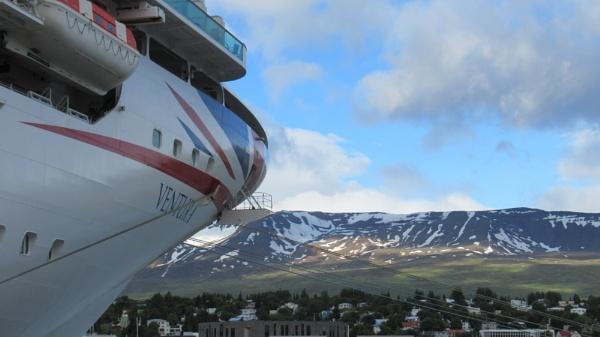 Ventura at Akureyri. Iceland by Don20