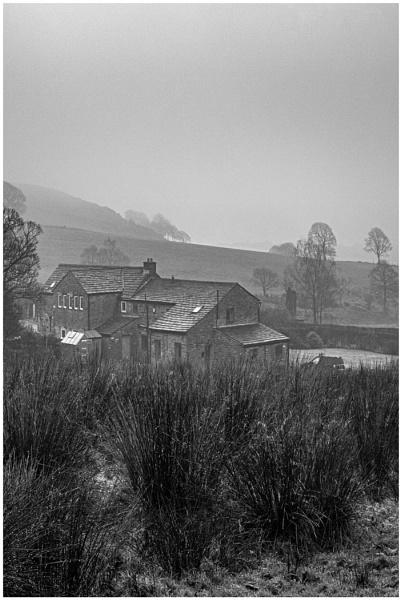 Hill Farm by AlfieK