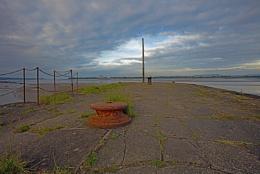 Lydney Harbour/ Severn Estuary- Gloucestershire UK