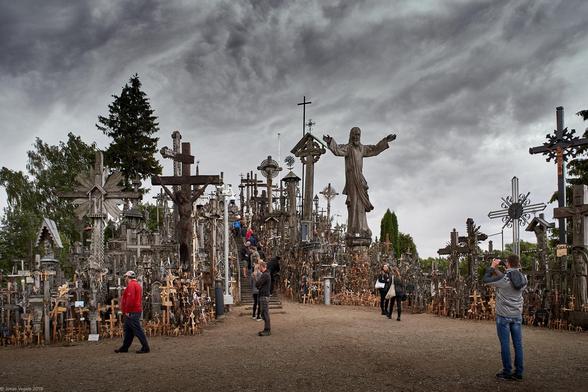 Hill of Crosses (2)