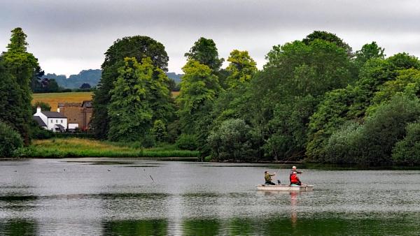 Three Men in a Boat by westside