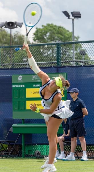 Great tennis by ziggy
