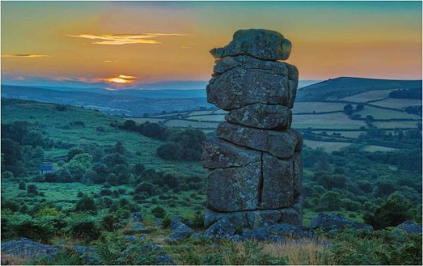 Bowerman\'s Nose, Dartmoor by Snaphappyannie