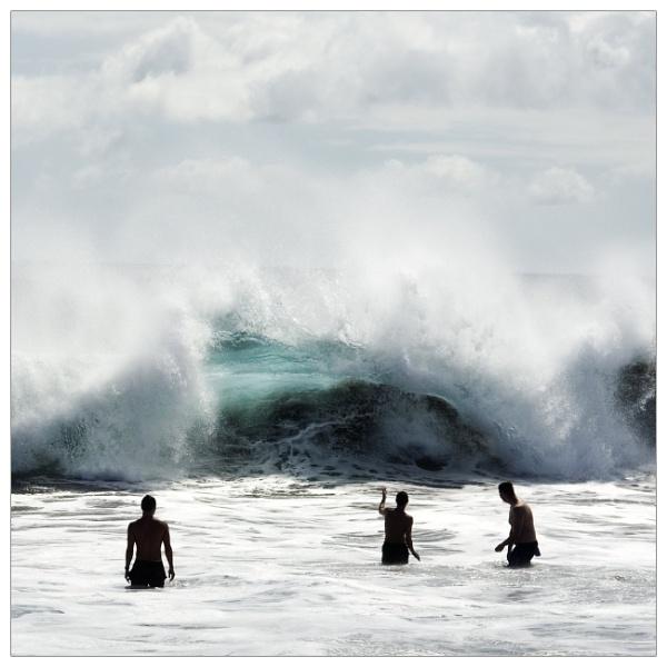 The power of the Atlantic ocean ....... (Part II) by bliba