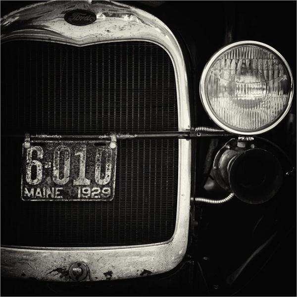 Maine 1929 by KingBee