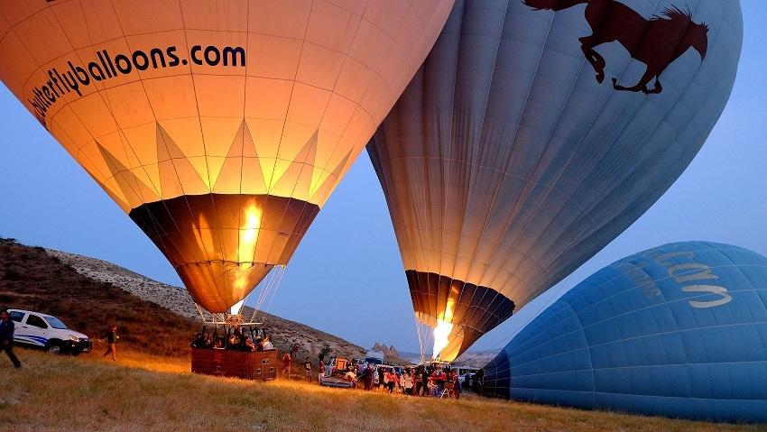 Ballooning 1