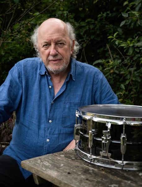 Drummer, Willie Wilson by sunsetskydancer