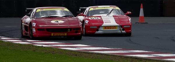 Ferrari challenge by cosmicnode