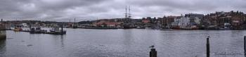 Whitby Harbour Pano