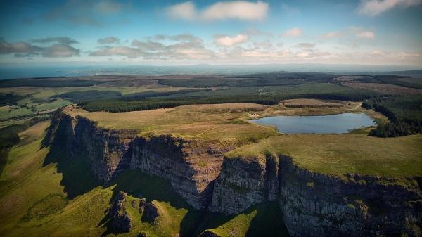 Binevenagh - N.Ireland by atenytom