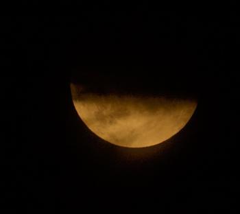 tonights moon