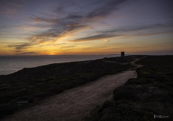 Les Landes Sunset by happysnapper