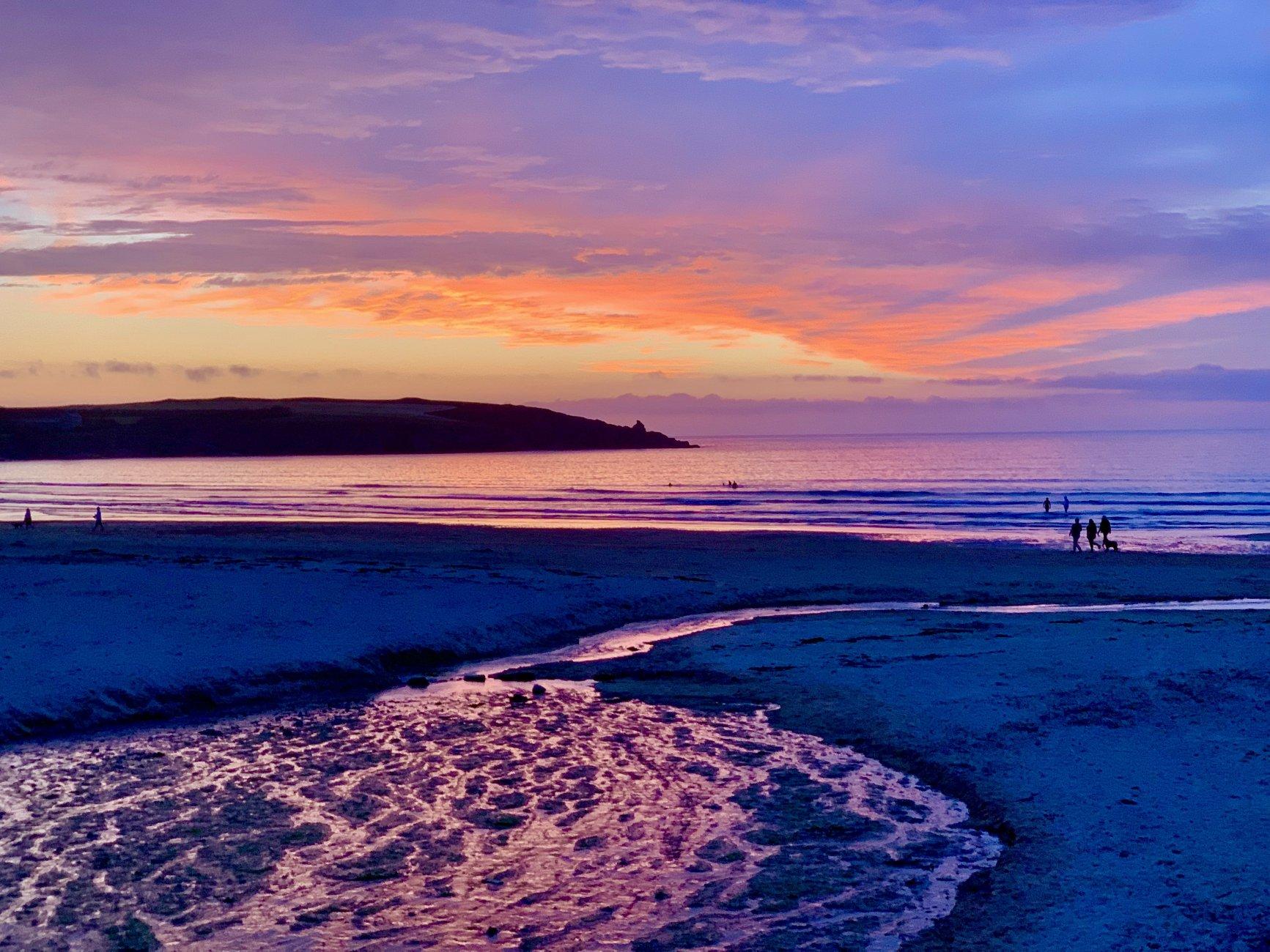 Padstow coast
