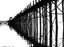 Bridge in Myanmar by Backabit