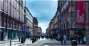 April Shower on Buchanan Street. by Tooma