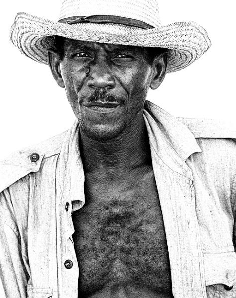 Farmer Trinidad Cuba by Ron50