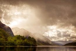 Loch Shiel Scotland